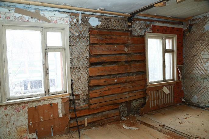 При реставрации старинной усадьбы на Ямале обнаружили редкие иконы